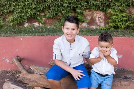 Fotografía familiar en Las Palmas