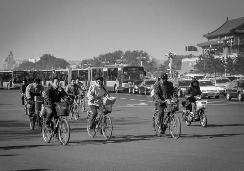 Las dos velocidades de Beijing