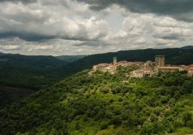 Miranda del Castañar. Sierras de Béjar y Francia Biosphere Reserve