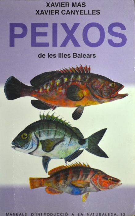 Peixos de les Illes Balears - Editorial Moll