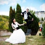 Reportaje novios boda en Reinosa