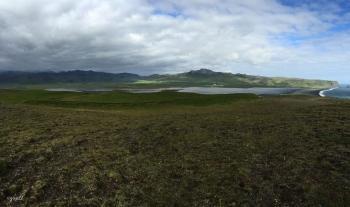 PANORAMICA DES DE DYRHÓLAEY - SUD D'ISLANDIA