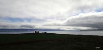 PANORAMICA DEL FIORD EYJAFJÖRDUR   – NORD D'ISLANDIA