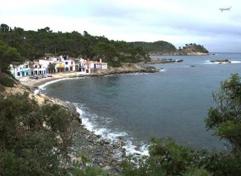 Barraques de cala s'Alguer