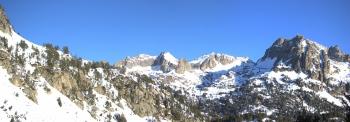 Vista des de el Portarró d'Espot