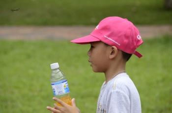 NEN a la Pagoda de Tran Quoc - HANOI