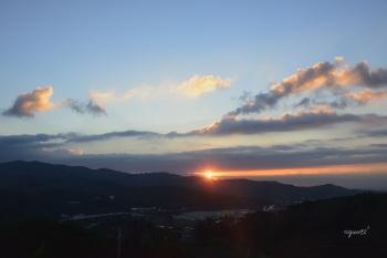 Posta de sol - Argentona comarca del MARESME