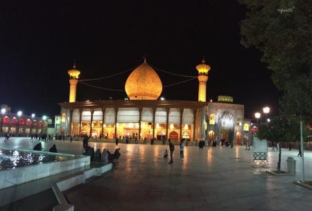 SEPULCRE SHAH.E CHERAGH  -  SHIRAZ - IRAN
