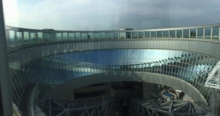 Edifici cel Umeda Sky – Osaka – japó