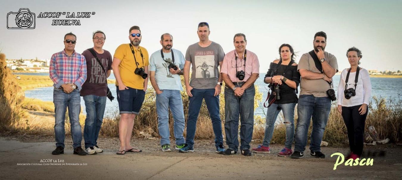 Resumen de actividades de Accof la Luz año 2017 - ACCOF la Luz, Asociación Cultural Club Onubense de Fotografía la Luz