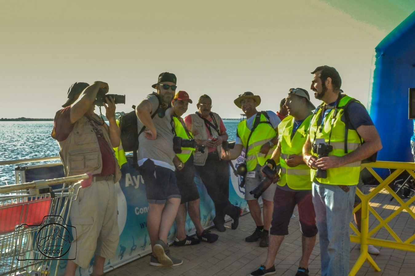 II Triatlón Olímpico - ACCOF la Luz, Asociación Cultural Club Onubense de Fotografía la Luz