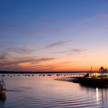 Paseo en Barco Ria de Huelva