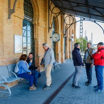Quedada a Puente Gadea en Villarrasa y La Palma del Condado