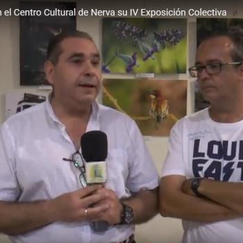 Informativo Onda Minera RTV 4ª Exposición en Nerva