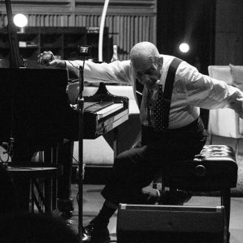 Gerry Weil en concierto