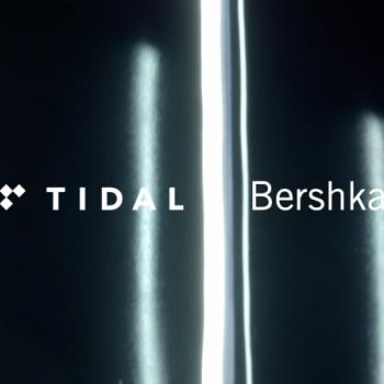 BERSHKA + TIDAL