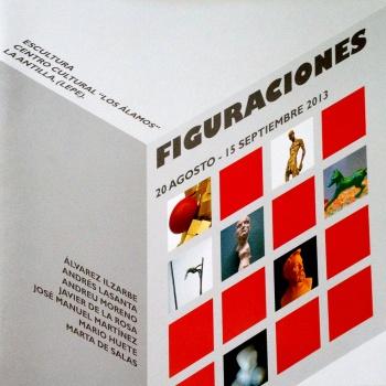 """Exposición Colectiva """"Figuraciones"""" en La Antilla (Lepe)"""