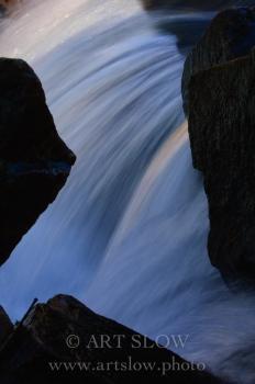 Silencio del Agua – Santa Fe, Parque Natural del Montseny, Catalunya. Edición: 10/10 + 2P/A