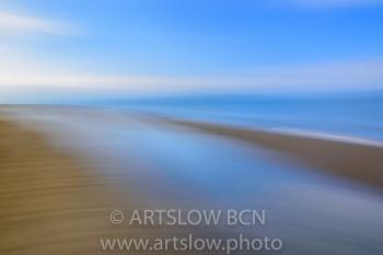 FUSIÓ-Playa de la Marquesa, Delta del Ebro, Tarragona, Catalunya. Edición: 09/10 + 2P/A