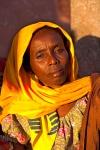 vendedora de amenduin, mercado de andalane- Isla de Mozambique