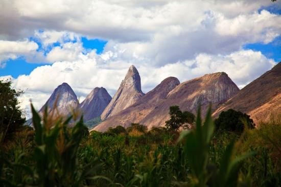 Birth of the mountains Namuli- Malema