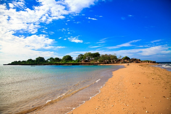 Nonge Island - Quirimbas's archipiélago