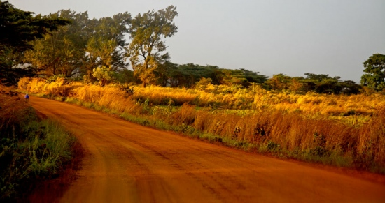 Tete, frontier to Malawi