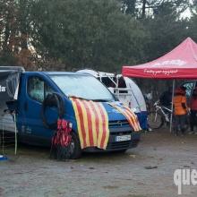 Campeonato de España Mushing 2016. Ólvega (Soria).