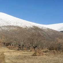 Foto La Cueva de Ágreda, Soria. Moncayo