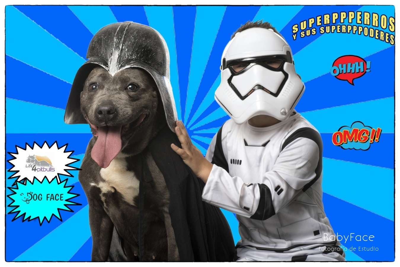 Super PPPerros y sus super PPPoderes - Adopciones de perros en Madrid