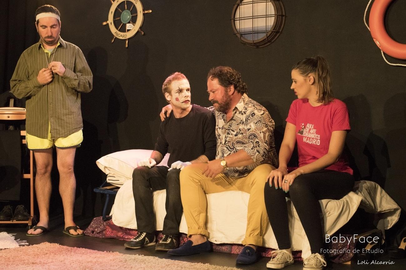 Compañía en Alta Mar - Espectáculos - BabyFace, Fotografía de Estudio