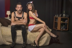 Susana Domínguez y Juan Olivares.Dominus Domina