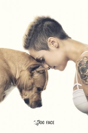 Fotografía profesional de Perros y familias en Madrid