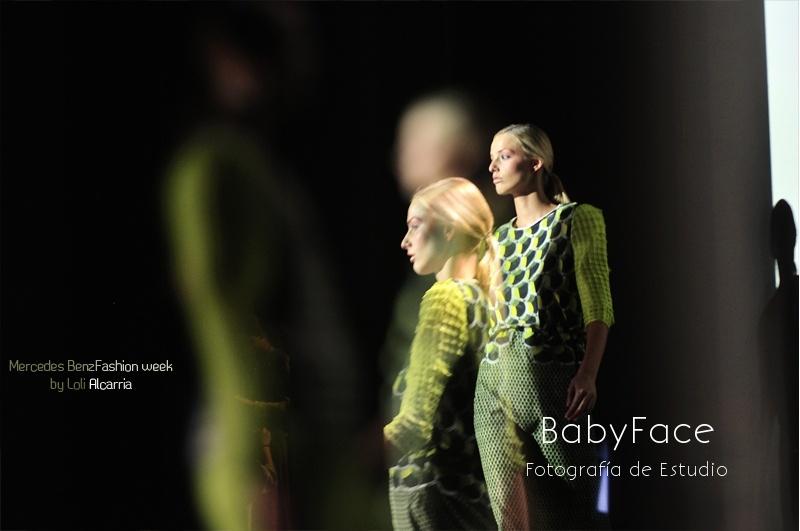 Eventos - Fotos realizadas en la pasarela Mercedes Benz Fasion Week 2012