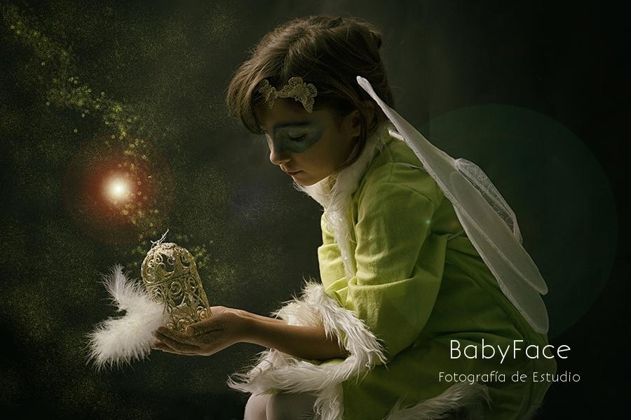 Candela - BabyFace, Fotografía de Estudio