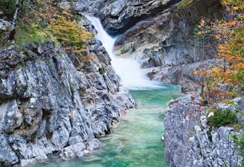 Rio Bellós - Canón de Añisclo
