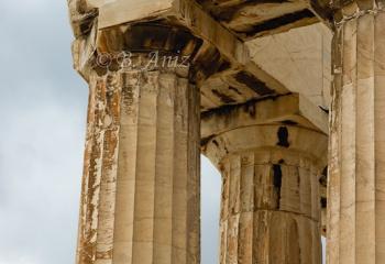 Partenón - acrópolis Atenas