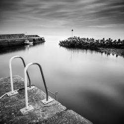 Dunbeath harbour, Scotland