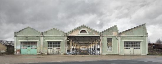 sixties green factory