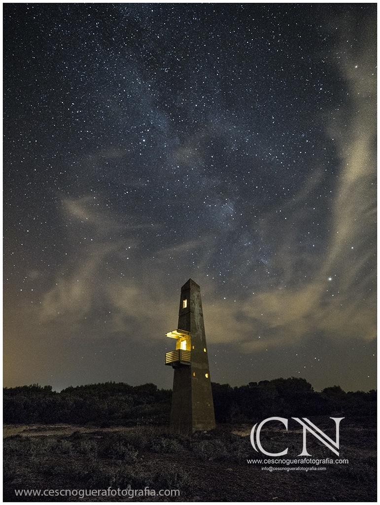 Foto nocturna - Cesc Noguera photographie de nuit