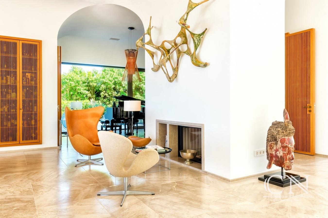 Casa a Cala Blava - Cesc Noguera Fotografía, Cuando la fotografía es una pasión, Architectural & Interior design photographer / Landscape Photography