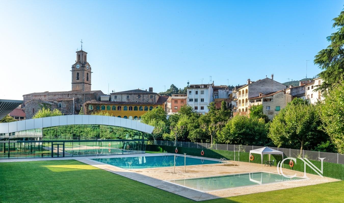 Espai d'Aigua i Salut d'Arbúcies - Cesc Noguera Photography, Architectural & Interior design photographer / Landscape Photography