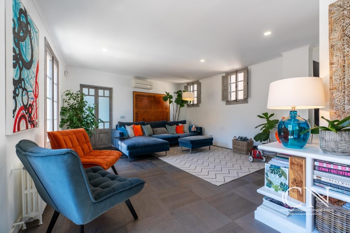 Apartament Centre de Palma - Cesc Noguera Fotografia,  Architectural & Interior design photographer / Landscape Photography.