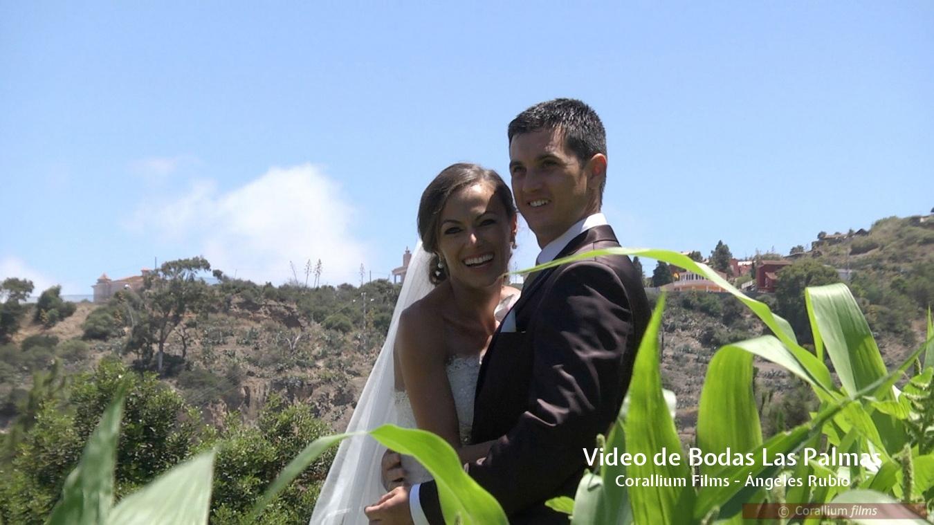 Boda Carolina y Aaron ©Coralliumfilms - Carolina y Aaron -  Bodas en Las Palmas de Gran Canaria