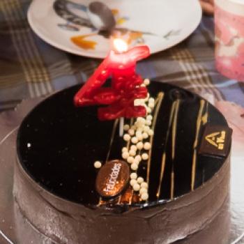 Cumpleaños Rebekah