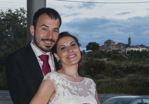 David y Susana Puebla