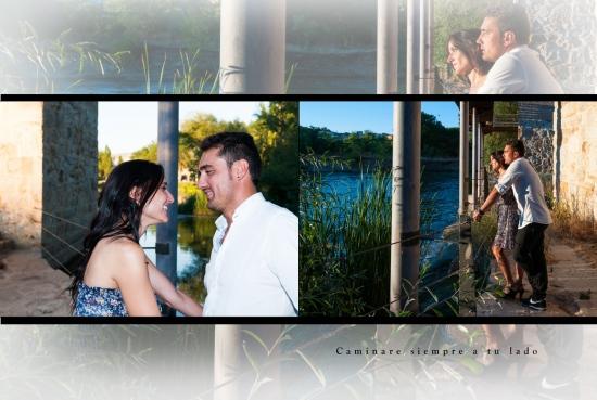 Página del álbum