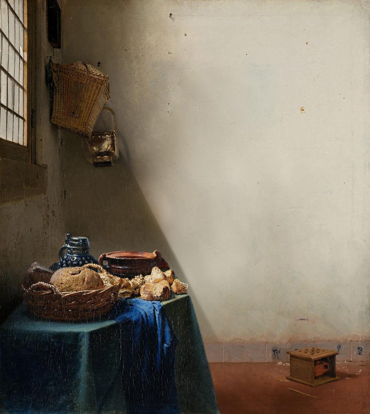 """""""La lechera"""" de Johannes Vermeer - TIENDA - Tienda David Bokeh"""