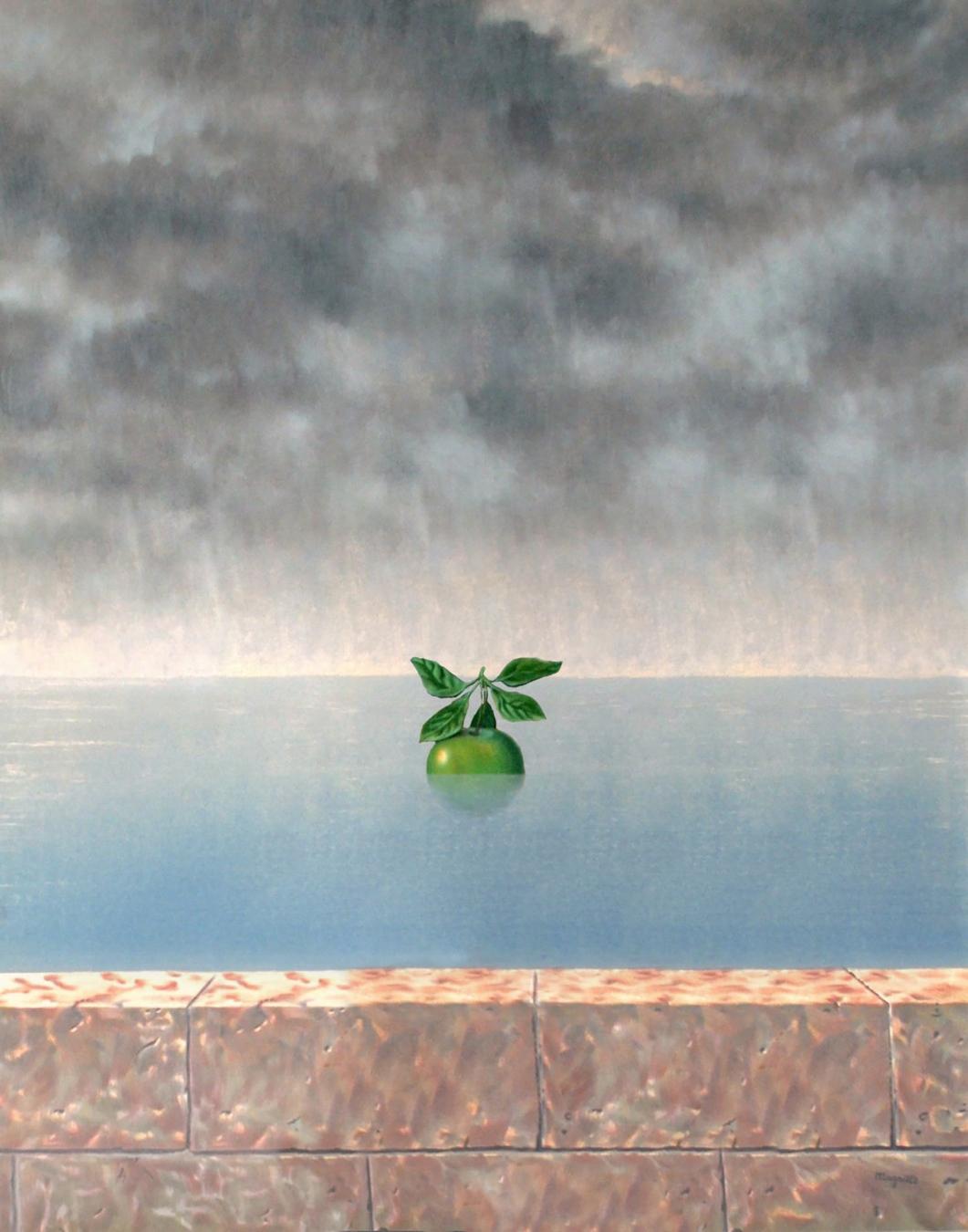 """""""El hijo del hombre"""" de Magritte - TIENDA - Tienda David Bokeh"""