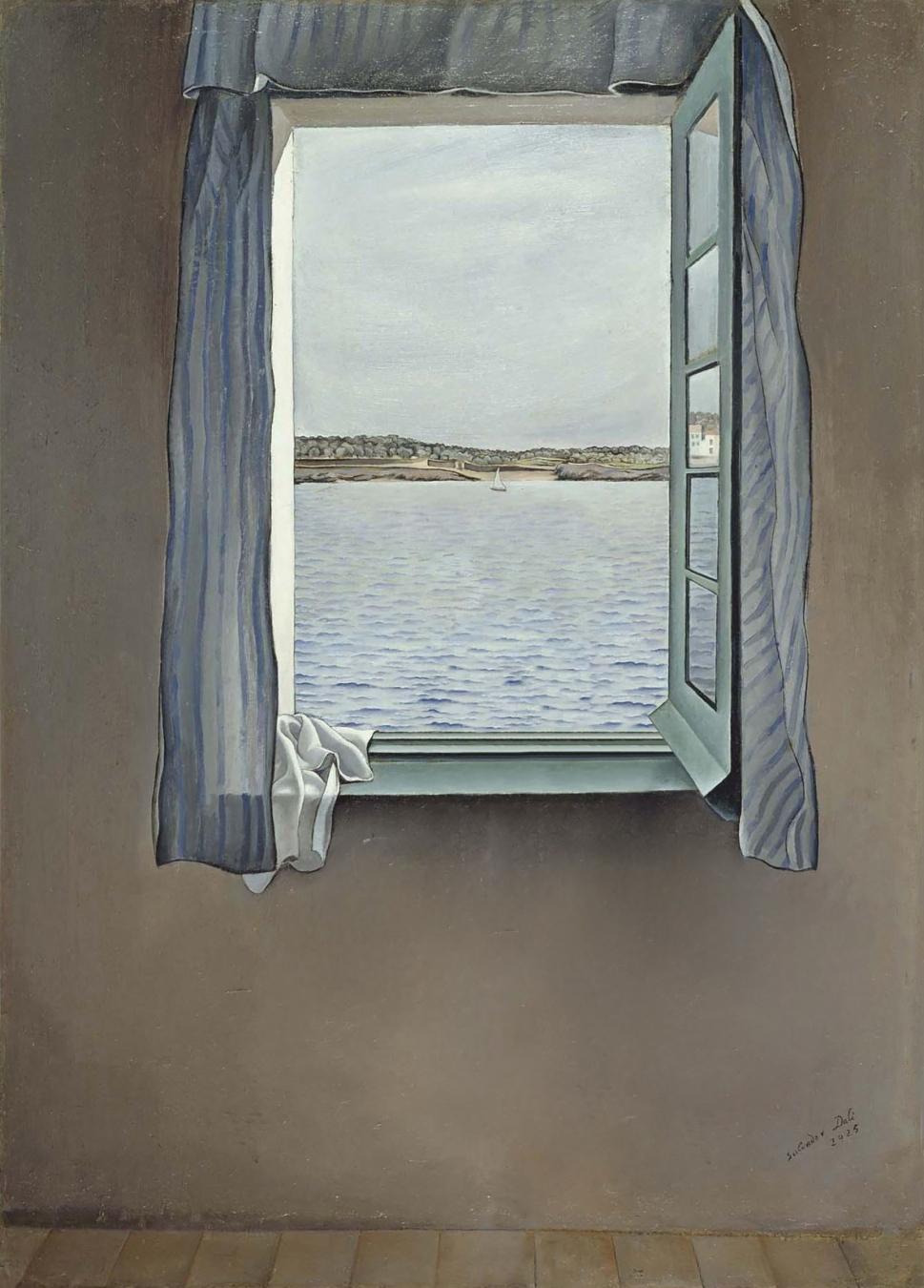 """""""Figura en una finestra"""" de Salvador Dalí - TIENDA - Tienda David Bokeh"""